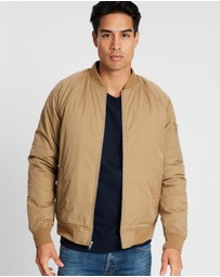 Abercrombie & Fitch - Nylon-Blend Bomber Jacket