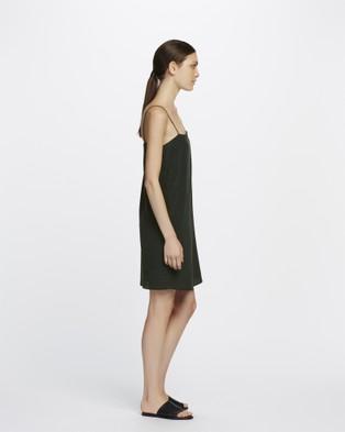 GINIA RTW Grace Dress - Dresses (Olive)