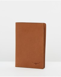 R.M. Williams - City Passport Cover