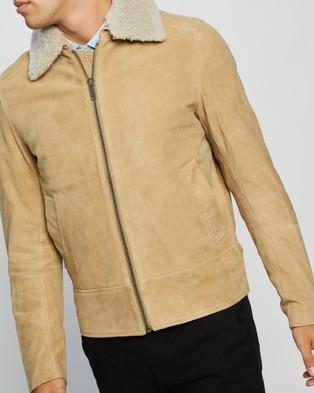 Rodd & Gunn Mayfield Park Jacket - Coats & Jackets (Camel)