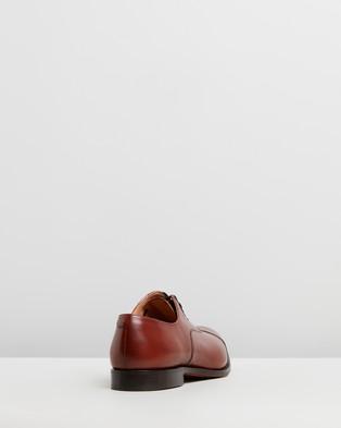 Church's - Dubai Dress Shoes (Natural Brandy Leather)