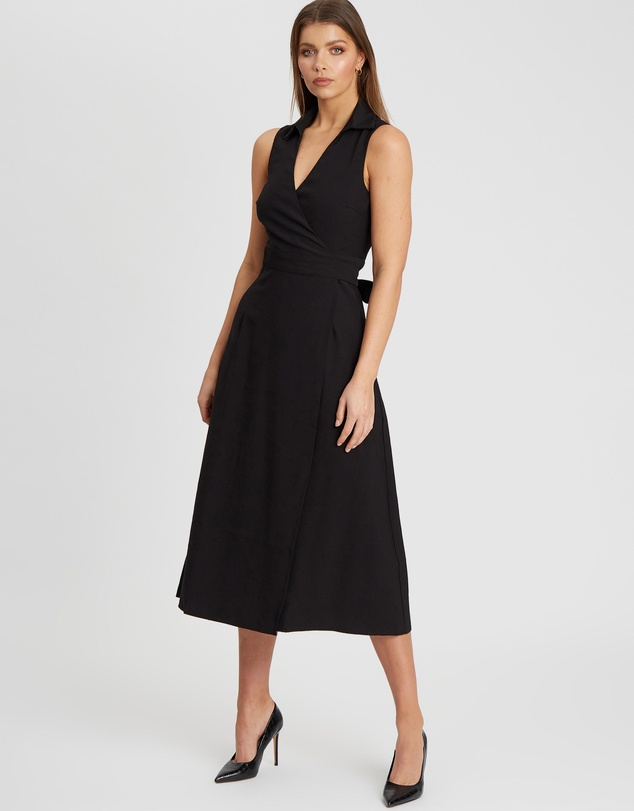 Willa - Chandler Wrap Dress