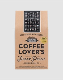 Ridleys - Jigsaw Puzzle 500 pcs Coffee Lovers (50x35cm - 20