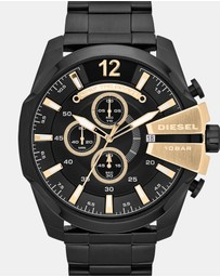 Diesel - Diesel Chief Series Black Chronograph Watch