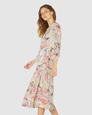 Gorman Banksia Long Dress Dresses Multi