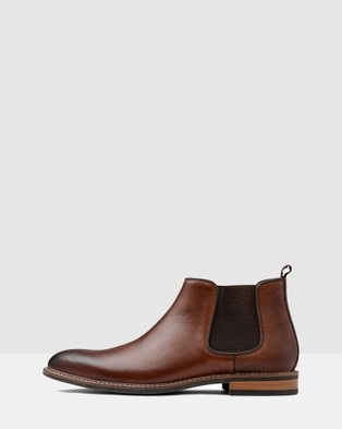 AQ by Aquila - Lucca Chelsea Boots (Tan)