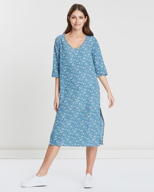 Lincoln St The Layering Dress - Dresses (English Flower)