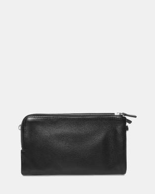 Il Tutto Lexi Mini Bag Wallet - Clutches (black)