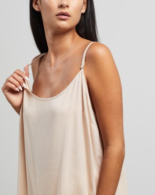 Morrison Oden Cami - Tops (Nude)