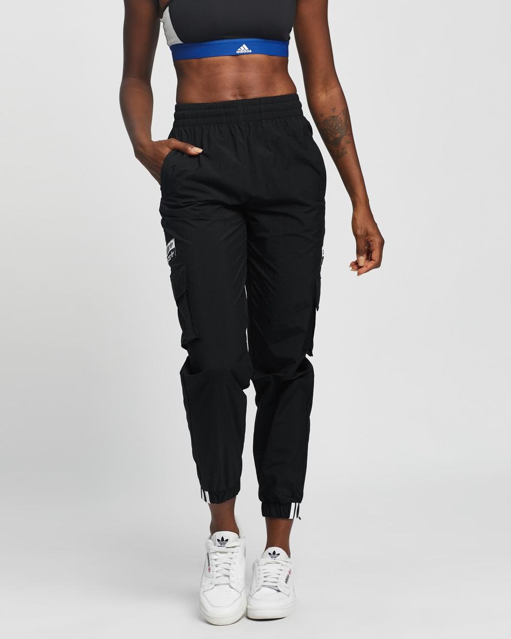 adidas Originals Baloon Cargo Pants Black