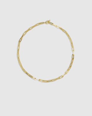 ALIX YANG Quinn Chain - Jewellery (Gold)
