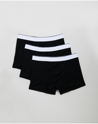 3-Pack Classic Stretch Trunks
