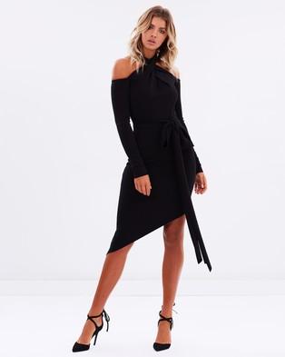 Bec & Bridge – Vixen Dress – Dresses (Black)