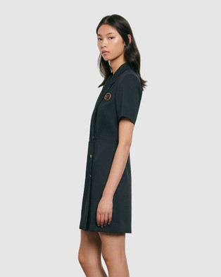 Sandro Banes Dress - Dresses (NAVY BLUE)