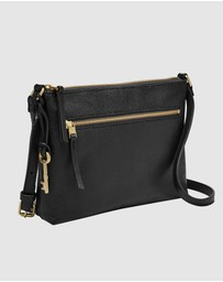 Fossil - Fiona Black Sling Bag