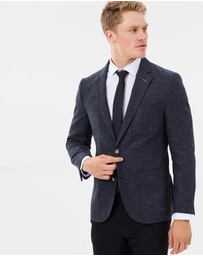 Brooksfield - Twill Fleck Blazer