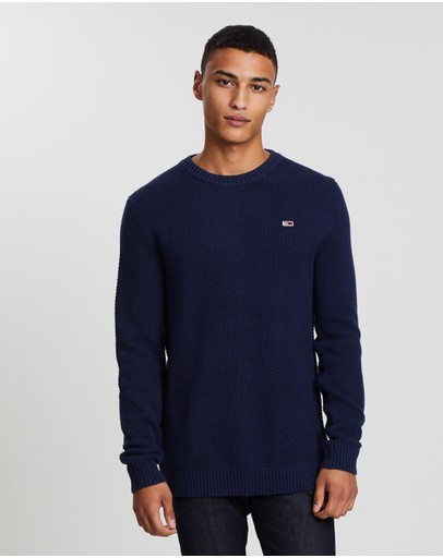 Tommy Jeans - Textured Sweater