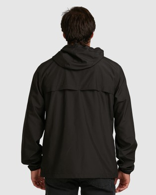 Billabong Transport Windbreaker Jacket - Coats & Jackets (BLACK)