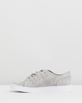Vionic Keke Sneakers - Lifestyle Sneakers (Grey)