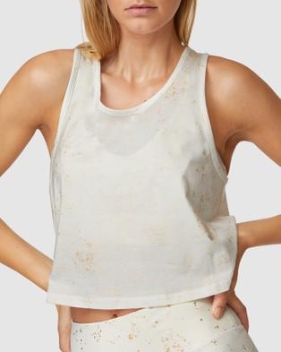 L'urv Wilderness Tank - T-Shirts & Singlets (White)