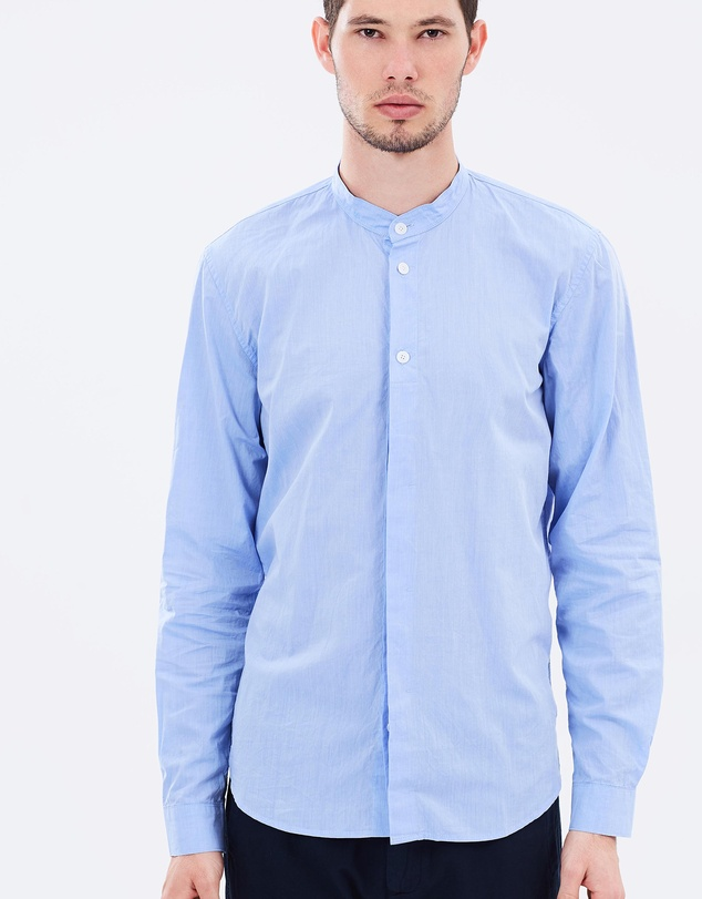 Folk - Grandad Shirt