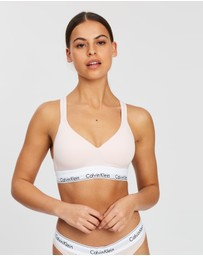 Calvin Klein - Lightly Lined Modern Cotton Bralette