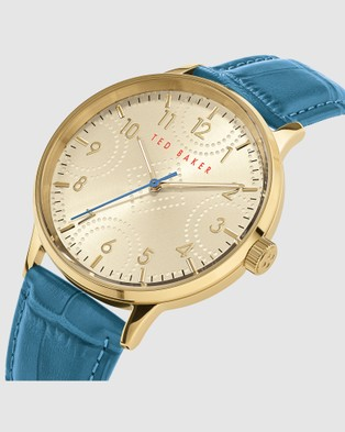 Ted Baker Ted Baker Cosmop Watch - Watches (Gold)