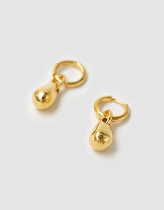 Women 925 Pera Drop Earrings