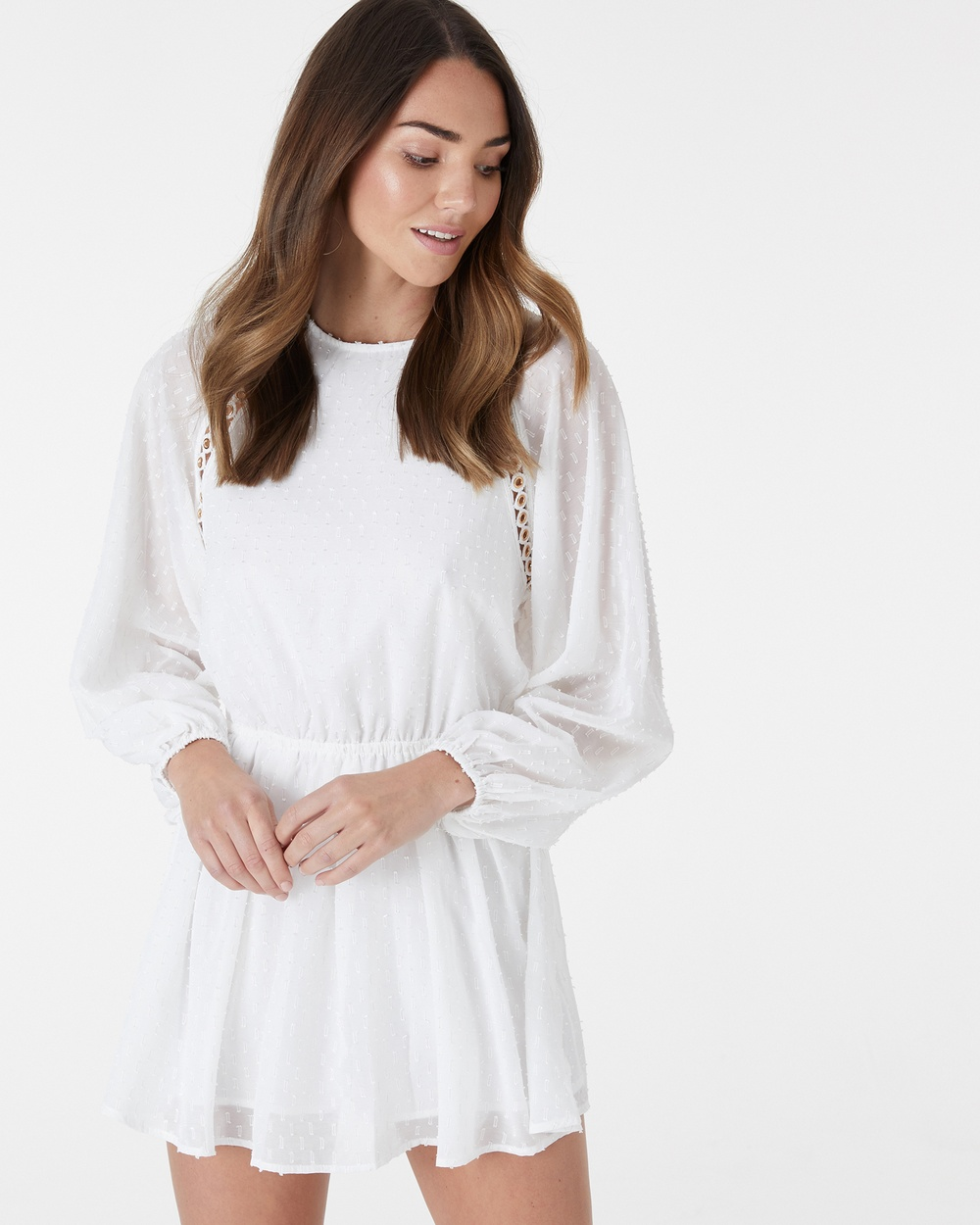 Everly Collective Be The One Dress Dresses White Be The One Dress