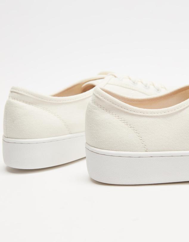 Women Organic Cotton Essential Sneakers
