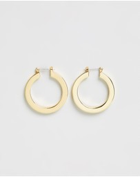 Luv Aj - The Celine Hoops