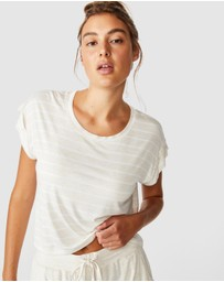Cotton On Body - Sleep Recovery Hip Grazer T-Shirt