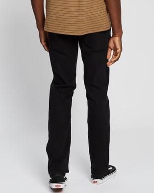 Volcom Solver Tapered Jeans - Jeans (Black)