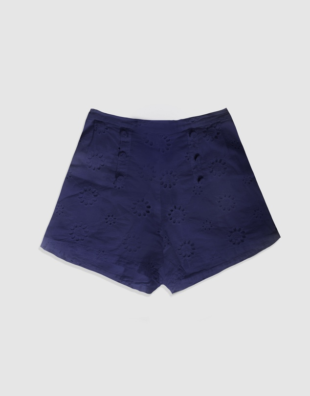 Gelati Jeans Kids - Annie Cotton Broderie Shorts