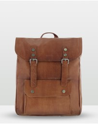 Wentworth Soft Leather Backpack
