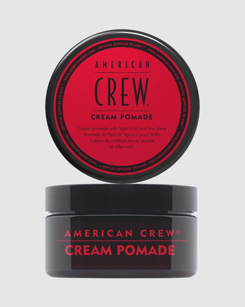 American Crew Cream Pomade 85g Beauty N/A
