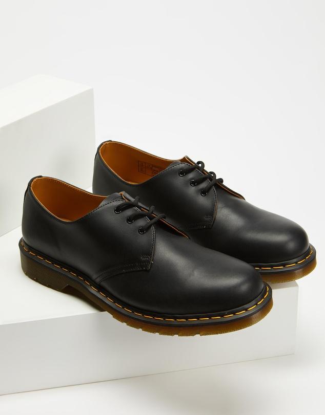 Women Unisex 1461 Nappa 3-Eye Shoes