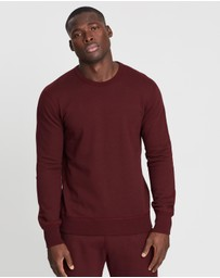 Reigning Champ - Mid-Weight Terry Crew-Neck