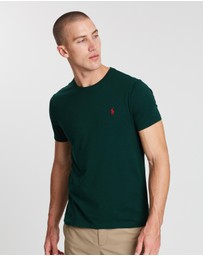 Polo Ralph Lauren - Logo Short Sleeve Jersey T-Shirt