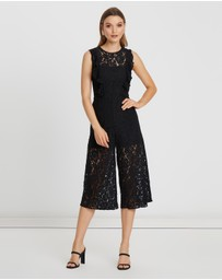 CHANCERY - Molly Lace Jumpsuit