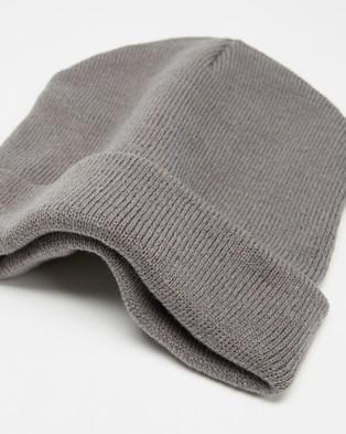 Nana Judy Classic Beanie - Headwear (Grey)
