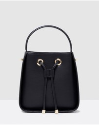 Forever New - Matilda Drawstring Bucket Bag