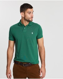 Polo Ralph Lauren - 100% recycled from plastic bottles Earth Polo
