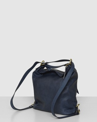 BEE The Elliot Jeans Bag - Backpacks (Jeans)