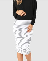 Bamboo Body - Ruched Skirt
