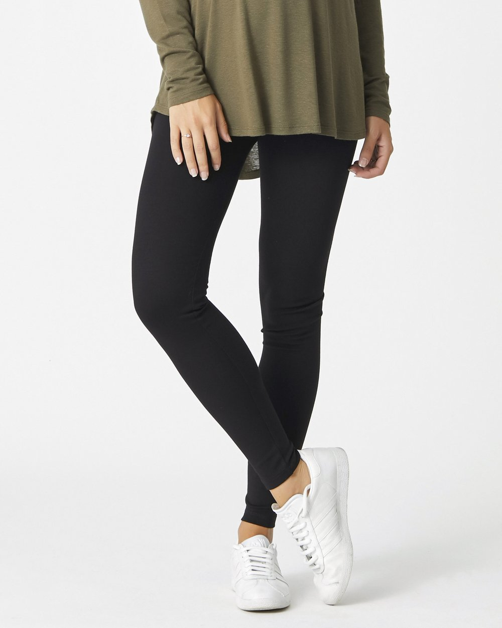 f600c278d91b0 Hudson Ponte Leggings by Pea in a Pod Maternity Online | THE ICONIC |  Australia