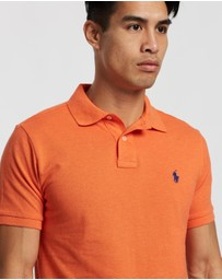 Polo Ralph Lauren - Custom Slim Fit SS Knit Polo