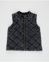 Cotton On Baby - Lewis Quilted Vest - Babies