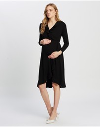Isabella Oliver - Aurelia Maternity Wrap Dress