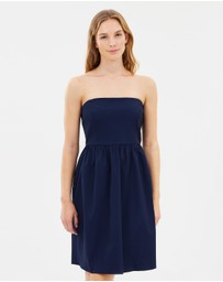 J.Crew - Strapless Day-to-Night Dress